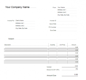 Conservativereviewus  Seductive Free Blank Invoice Templates   Sample Forms To Download With Remarkable Blank Invoice Pdf With Captivating Commercial Invoice Format Also Invoice Template For Numbers In Addition Invoice Tax And Car Invoice Price Finder As Well As Excel  Invoice Template Additionally Small Business Invoice Software Free From Blankinvoicenet With Conservativereviewus  Remarkable Free Blank Invoice Templates   Sample Forms To Download With Captivating Blank Invoice Pdf And Seductive Commercial Invoice Format Also Invoice Template For Numbers In Addition Invoice Tax From Blankinvoicenet
